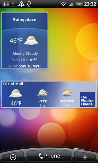 The Weather Channel « ME AND MOBILE